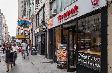 Рестораны «Теремок» в США объявили о своем закрытии