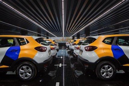 «Яндекс.Драйв» запустил в Шереметьево зал отдыха с паркингом