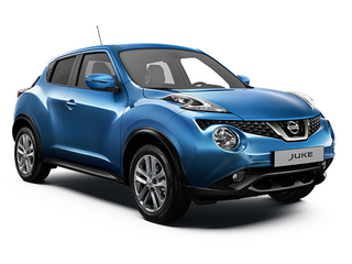 Технические характеристики нового Nissan Juke