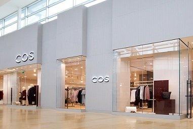 Первый в РФ брендированный магазин COS будет открыт в «Москва-Сити»