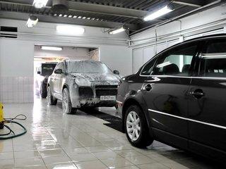 Разнообразные услуги автомойки