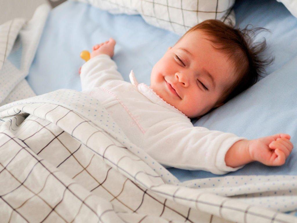 Как выбрать детское одеяло?