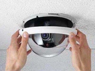 Работы по установке систем видеонаблюдения