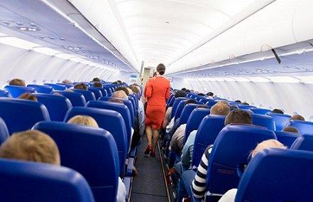 В «Аэрофлоте» рассказали о выпившей дебоширке на столичном рейсе