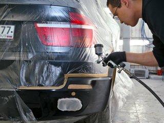 Лучший кузовной ремонт в Москве