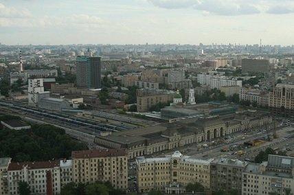 На землях ЮКОСа будет построен крупный жилой комплекс