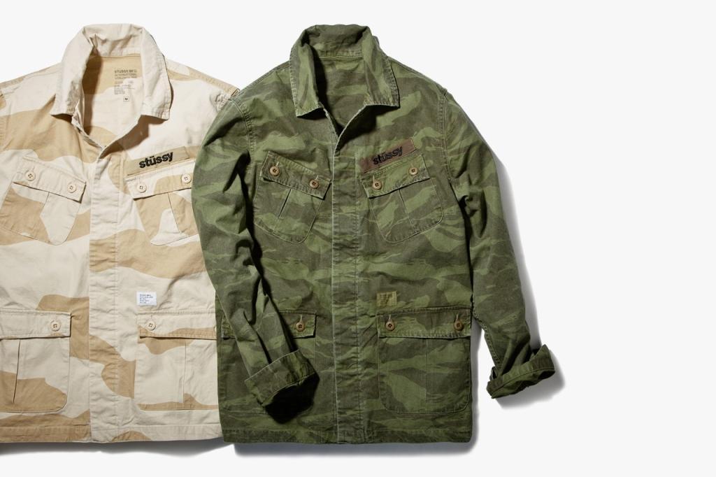 Камуфляжные куртки – в чем принципиальное отличие от городских?