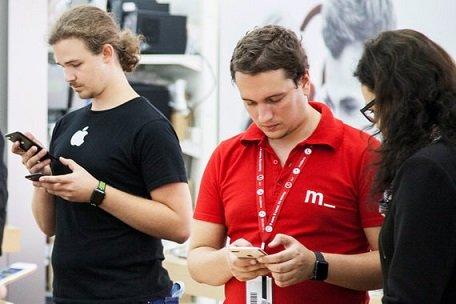 В магазинах «М.Видео» появятся сервисные центры Apple