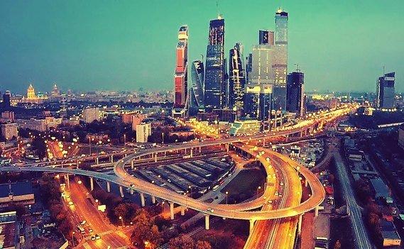 Расходы Москвы на инфраструктуру в 2017 году составили 500 млрд рублей