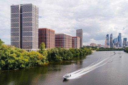 С начала года «Донстрой» сдал 400 000 кв. м. жилой недвижимости