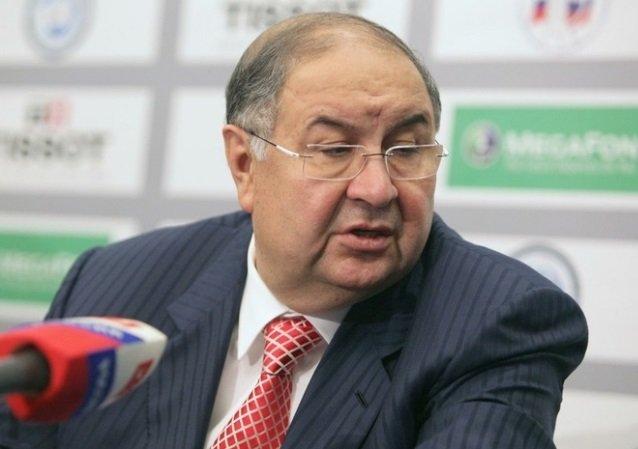 Алишер Усманов решил продать Стэну Кронке долю в ФК «Arsenal»