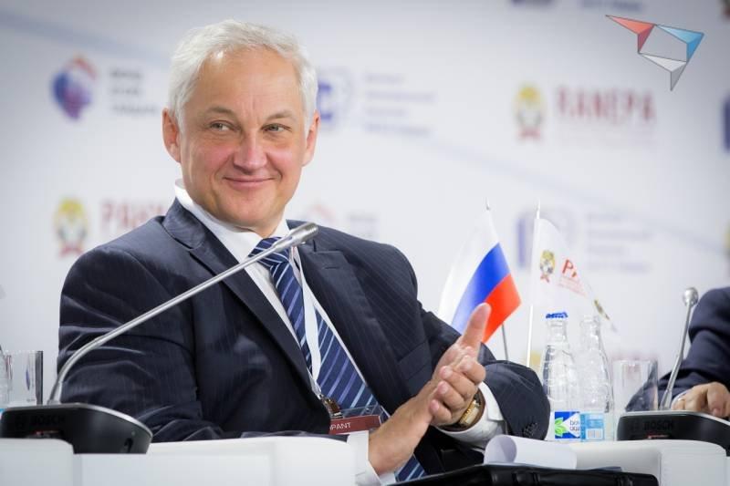Андрей Белоусов предложил химикам и металлургам поделиться прибылью
