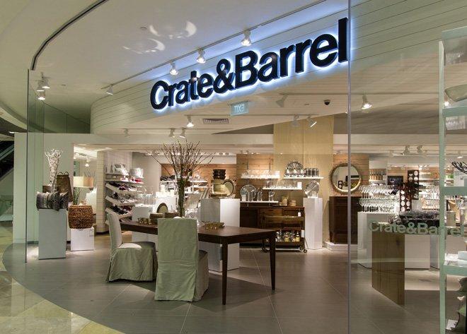 «Crate & Barrel» покидает Россию