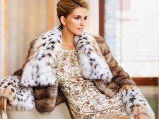 Стильные шубы в магазине Diana Furs