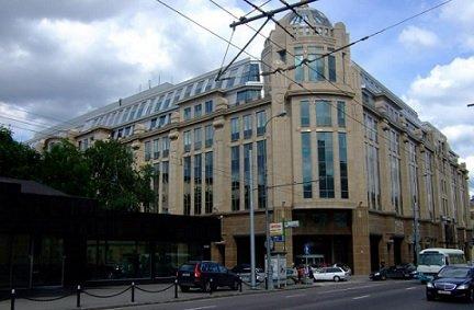 Военторг переделают под головной офис Внешэкономбанка за 1 млрд рублей
