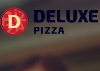 Deluxe Pizza - быстро и вкусно