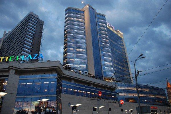 «Lotte Plaza» поменяет арендаторов