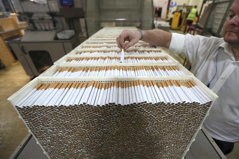 Эксперты «Euromonitor International» предсказали скорое падение табачного рынка