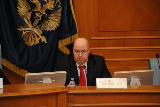 Юрия Воронина назначили финансовым омбудсменом