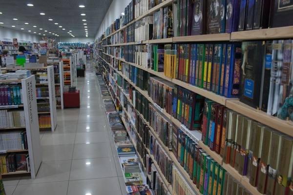 «Эксмо» активно расширяет сеть книжных магазинов