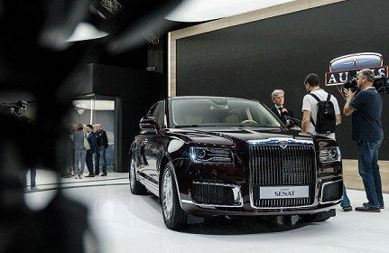 «Панавто» и «Авилон» возьмут на себя продвижение автомобилей Aurus