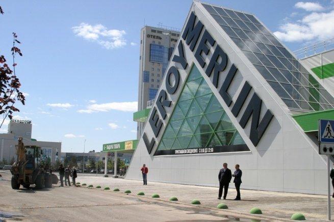 «Леруа Мерлен» построит склад в Дмитровском районе
