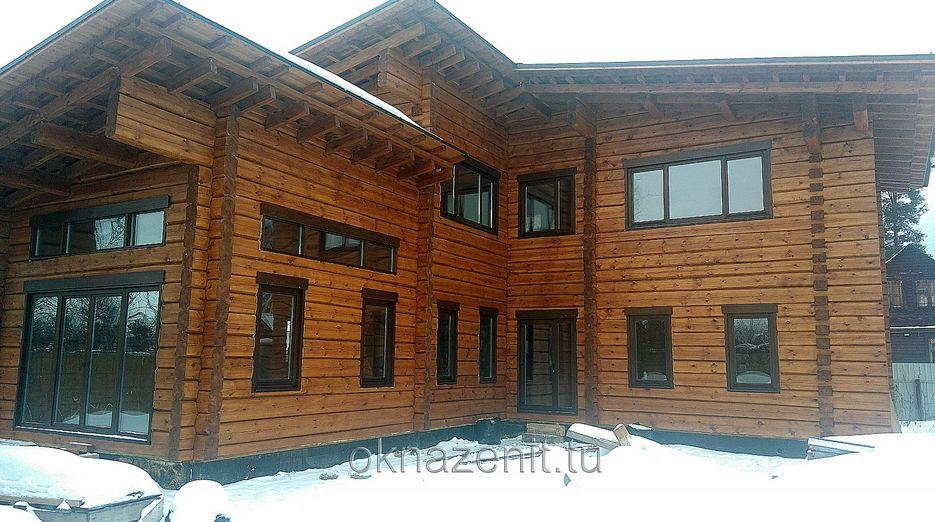 «ОкнаЗенит» — деревянные окна из сосны для квартиры или частного дома