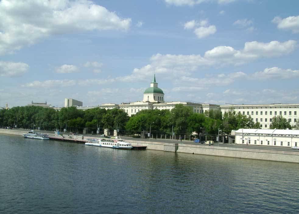 Китайцы займутся реконструкцией зданий на Москворецкой набережной