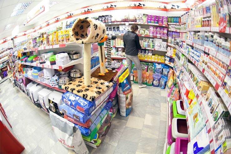 «Детский мир» откроет сеть зоомагазинов