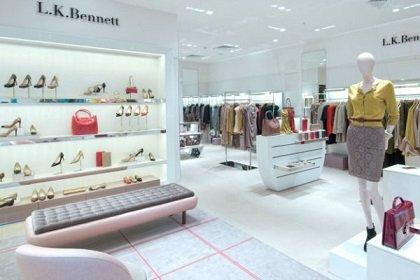 Единственный в стране магазин L.K. Bennett закрылся