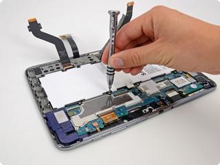 Где можно найти детали для телефона и планшета