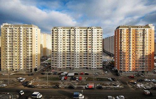 В Москве снизился спрос на новостройки