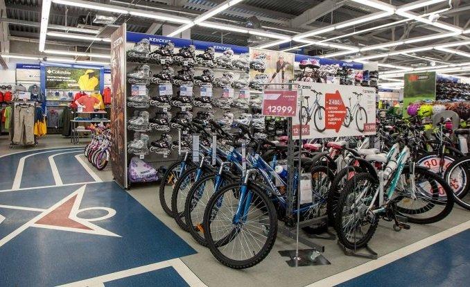 «Спортмастер» собирается открывать магазины для своей торговой марки