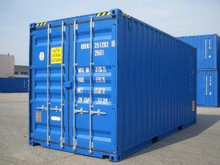 Морские контейнеры: разновидности и отрасли практического применения