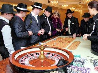 Выездное казино: рулетка и другие популярные аттракционы