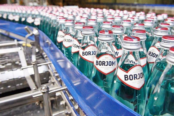 «Nestle» или «Coca-Cola» могут приобрести «IDS Borjomi»