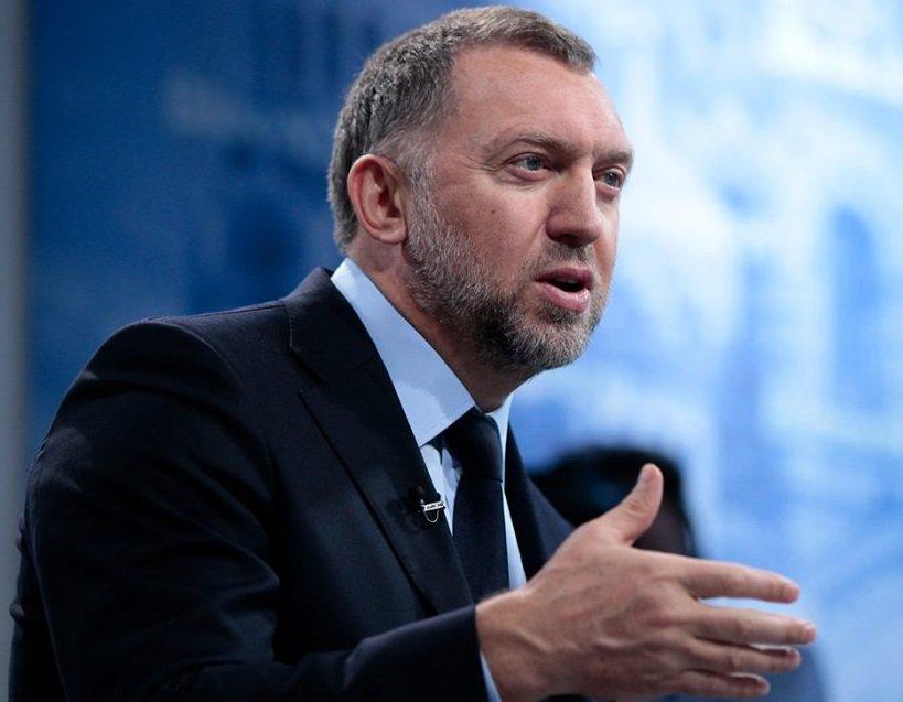 Минфин США предложил Олегу Дерипаске передать управление акциями «En+» американскому банку