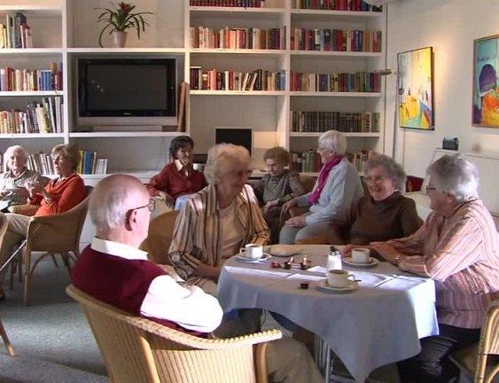 «Сбербанк» создает концепцию частного оператора домов престарелых