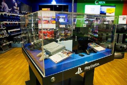 В магазинах «М.Видео» появились отделы для геймеров