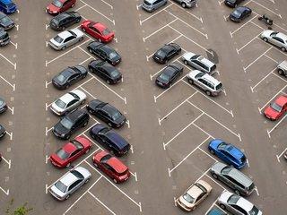 Недорогая парковка в Домодедово