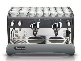 Итальянская кофемашина Rancilio Epoca S2