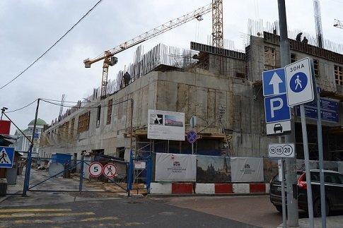 Стоимость строительных работ в Третьяковской галерее завысили на 35 млн