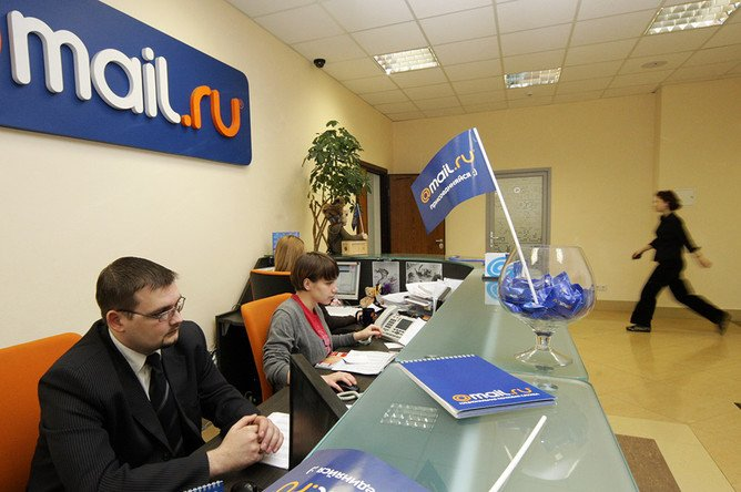 Контроль «Mail.ru Group» отдали ее менеджерам