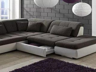 Угловые диваны  - особенности данного типа меблей