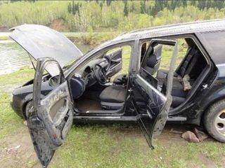 Автомобиль, бывший в затоплении