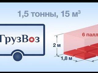 """Новое приложение """"ГрузВоз"""" для iOS: легкий и быстрый переезд"""