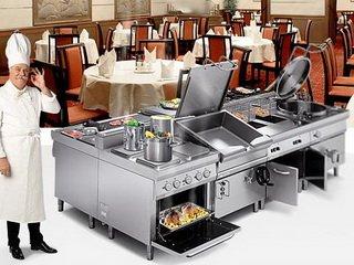 Комплексное оснащение ресторанной кухни от «Профитекс»