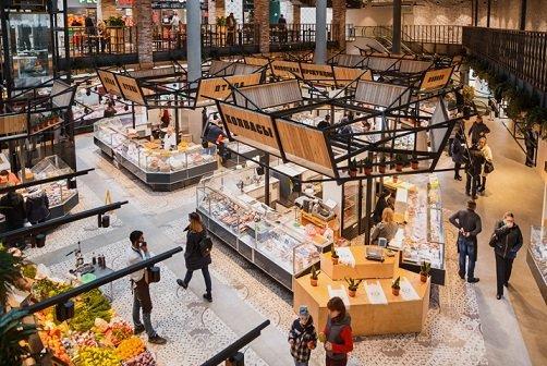 В Москве открылся Братиславский рынок