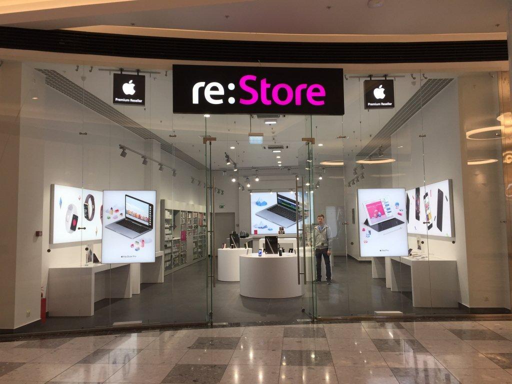«re:Store» будет чинить технику «Apple»