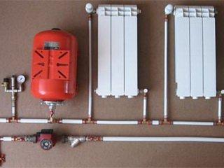 Автоматическое регулирование температуры в отопительной системе